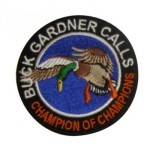 Манки на утку Buck Gardner