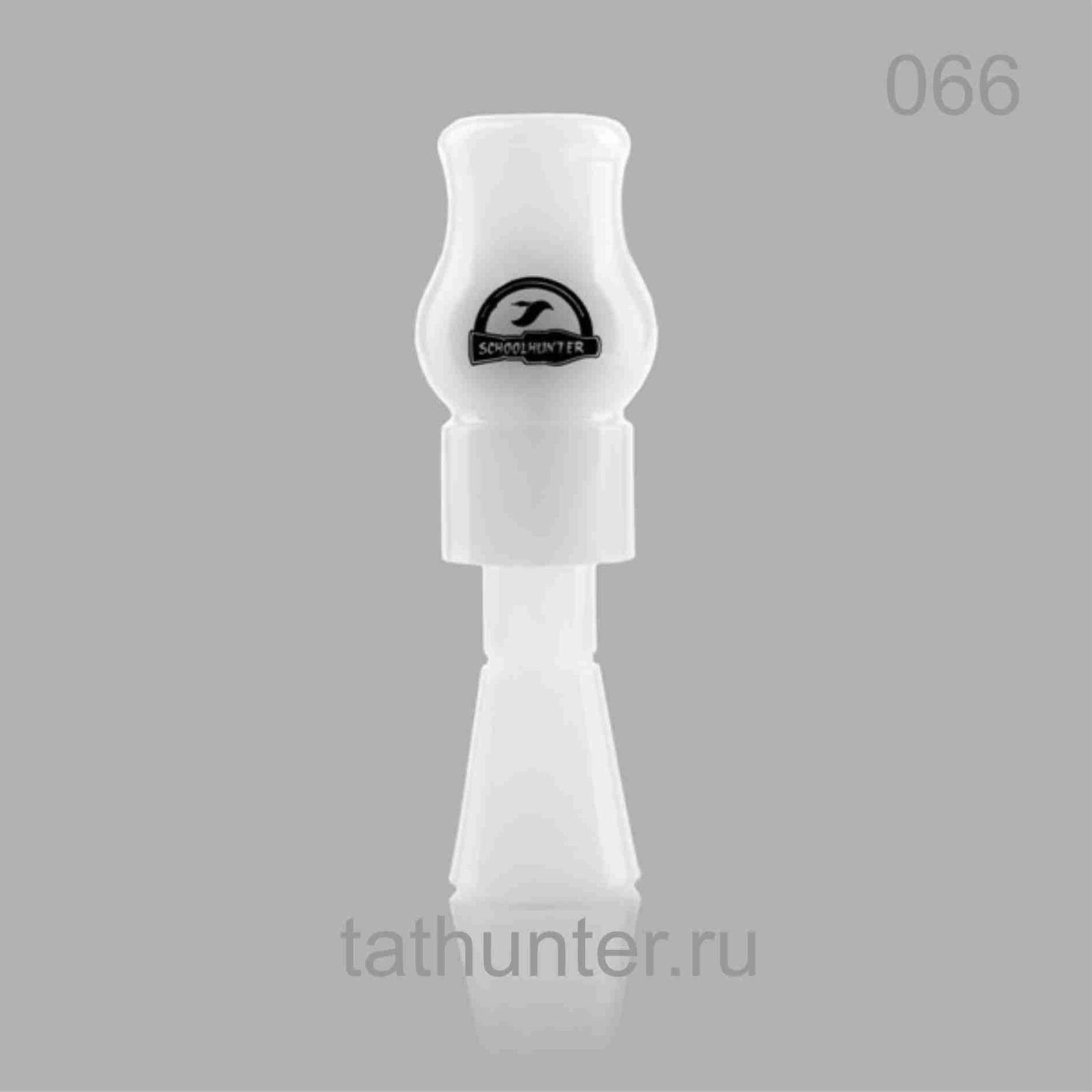 Манок двухязычковый на утку серия Hunter цвет 066