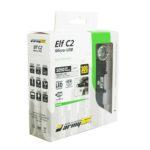 Налобный Фонарь Armytek Elf C2 Micro-USB + 18650 Li-Ion на белом диоде XP-L